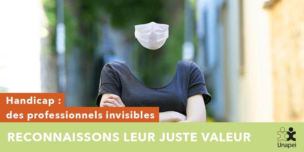 rendre visible les invisibles