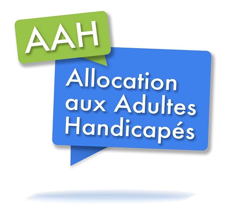 AAH = Allocation aux Adultes Handicapés